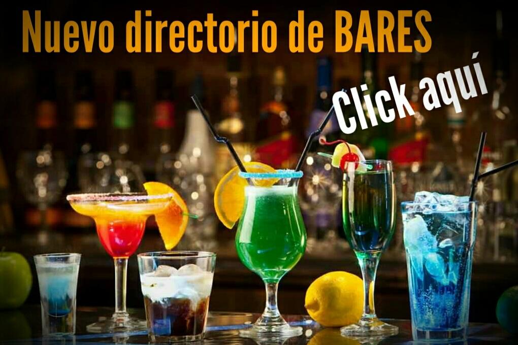 Directorio de bares